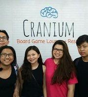 Cranium Boardgame Loung + Restaurant