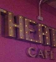 ‪Theatre cafe‬