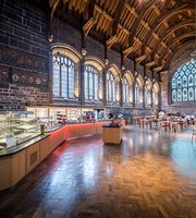 Chester Cathedral Refectory Café