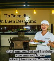 Coffee & Breakfast Amazon B & B
