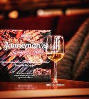 Janneman's Burgers & Ribs