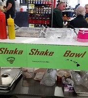 Shaka shake bowl
