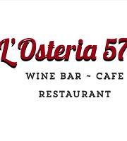 L'Osteria 57