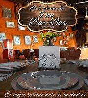 La Cabana De Don Bar Bar