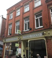 Tams Oswestry noodle bar