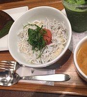Nana's green tea Nagoya Parco