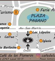 Cafe de los Pioneros