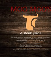 ‪Moo Moo's a steak place‬
