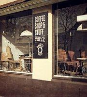 Kassett - kaffe etc.