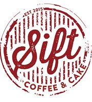 ‪Sift Coffee & Cake‬