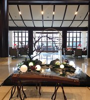 Lobby Lounge Four Seasons Hotel Hangzhou