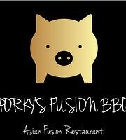 Porky's Fusion BBQ Asian Fusion Restaraunt