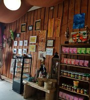 Aitue Artesanías de Chile - Cafeteria