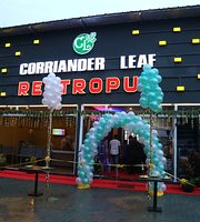 Corriander Leaf: Restropub