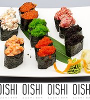 Oishi Fresh Sushi Bar