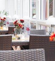 """Restaurant """"Römerstube"""" im Wohnpark Römerkessel"""