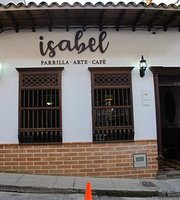 Isabel Parrilla Cafe