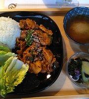 Café Bar NuMARU Restaurante Coreano