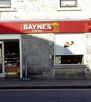 Baynes the Baker