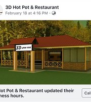 3D Hot Pot & Restaurants