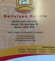 Delicious Noodle