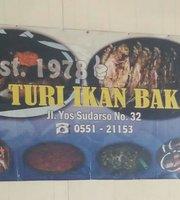 Ikan Bakar Turi