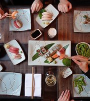 Kama Sushi @ Sticky Mango