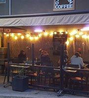Garden coffee shop