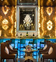 The Straits Lobby Bar at Sheraton Lampung Hotel