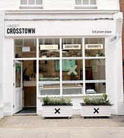 ‪Crosstown Marylebone - Vegan Doughnuts & Coffee‬