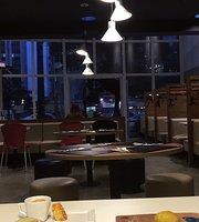 Trampolim Startup Café