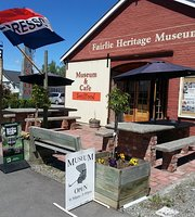 Fairlie heritage museum and cafe