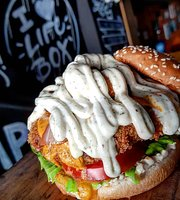 Lifebox Burger
