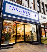 Tavassoli's Cafe+Grill