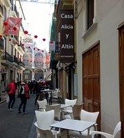 Casa Alicia Y Altin Restaurante Valencia