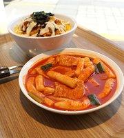 Soup Dae Rice Cake Boki
