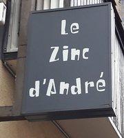 LE ZINC D'ANDRE