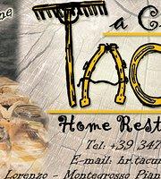 A Ca' di Tacui - Home Restaurant