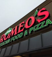Romeo's Mexican Food & Pizza