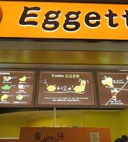 Eggette Hut
