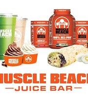 Muscle Beach Juice Bar