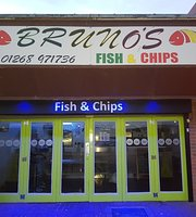 Bruno's fish and chips