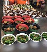 Zhu Tou San Fried Rice Cake & Bamboo Shoots Soup