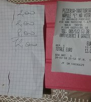 Trattoria & Pizzeria-Napule E 'Na' Vote