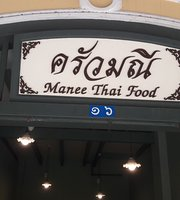 Manee Thai Food