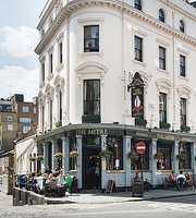 The Mitre in Lancaster Gate