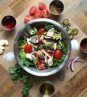 Vinaigrette Salad Kitchen