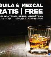 Tequila & Mezcal Artesanal Diamante
