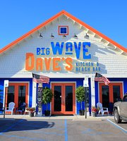 ‪Big Wave Dave's Kitchen & Beach Bar‬