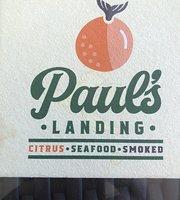 Paul's Landing